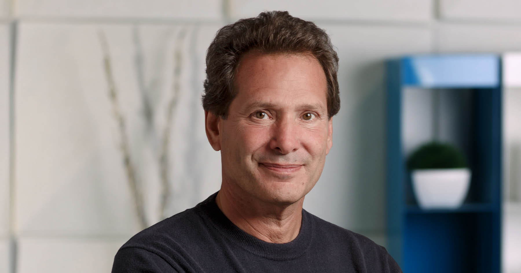 Dan Schulman, president and CEO of PayPal, at the company's offices in San Jose, Calif., in 2016. Dan Schulman, president and CEO of PayPal