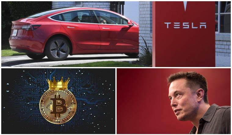 Tesla made more than $100 million from the sale of bitcoins in its record quarter