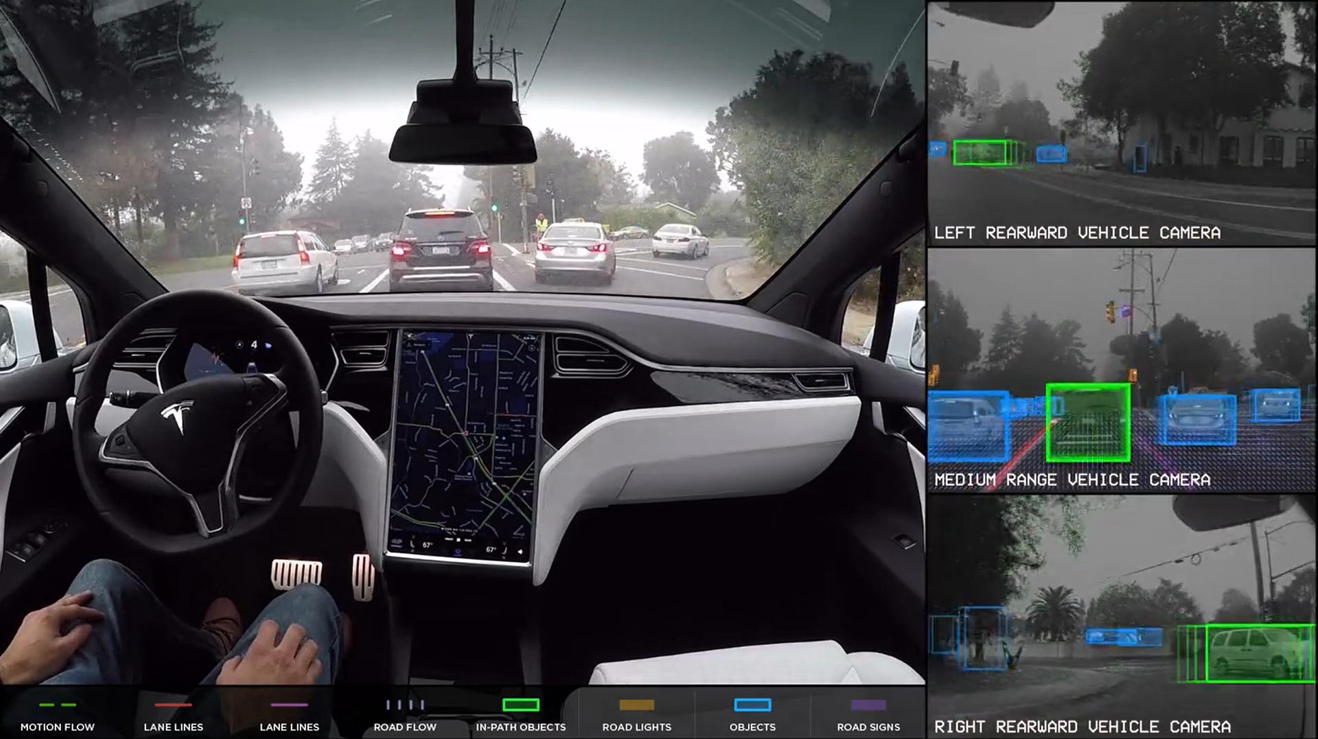 Tesla closes a deal with former engineer accused of stealing autopilot code