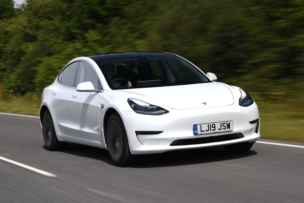Tesla model 3 sales in Europe skyrocket 55% in March