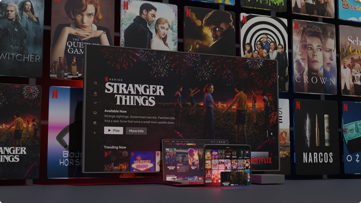 N-Plus: Netflix studies creating a 'social network' with podcasts and playlists