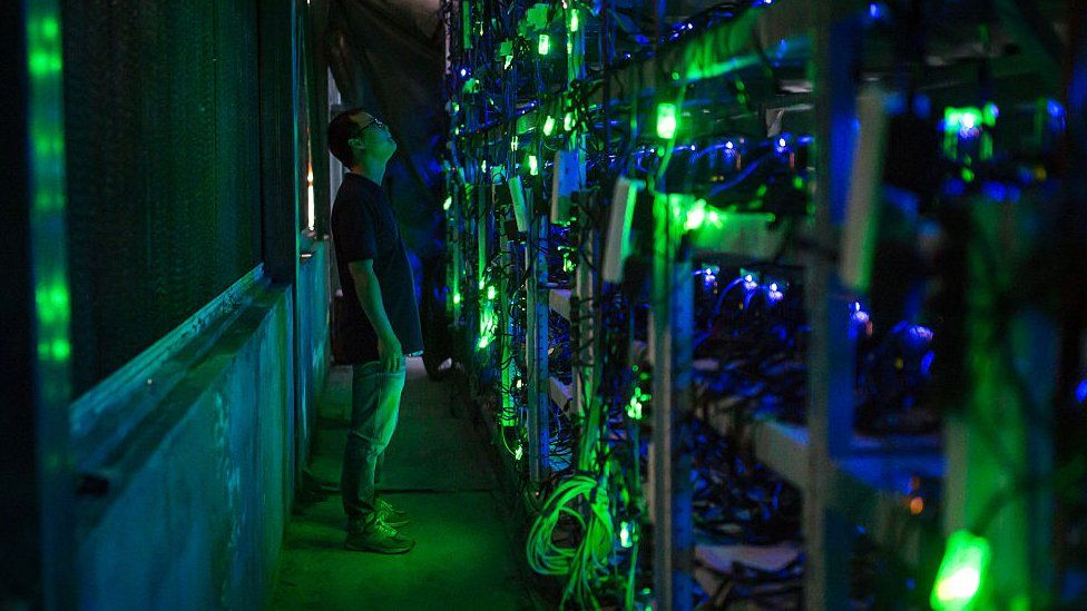 Bitcoin miners are making $2 million an hour in 2021