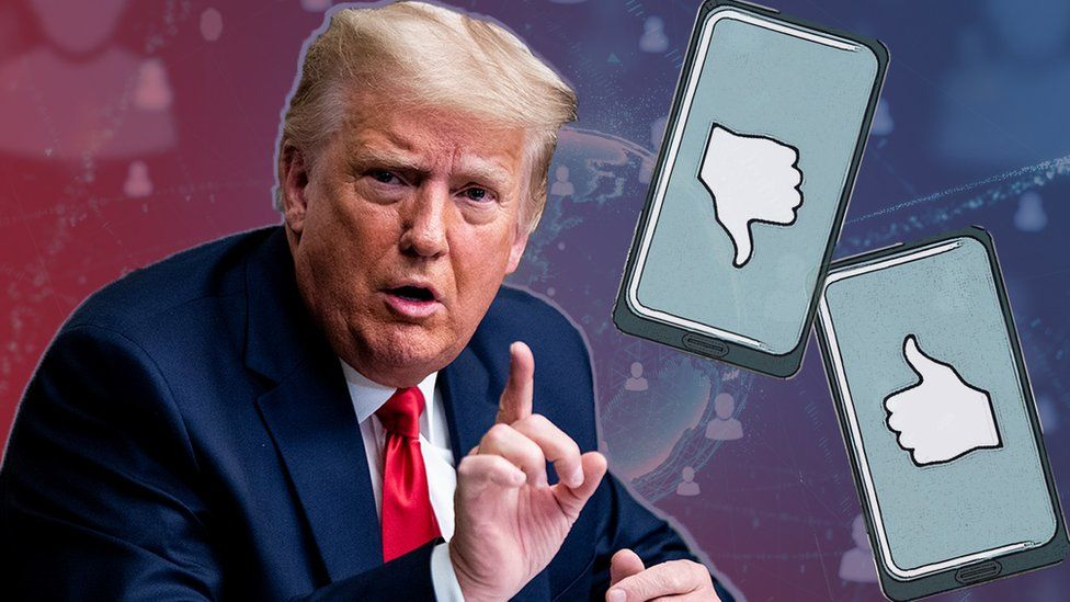 Facebook will announce on Wednesday whether Trump will remain blocked or not