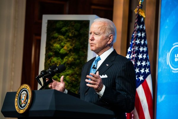 Biden wants to vaccinate 70% of American adults by July 4