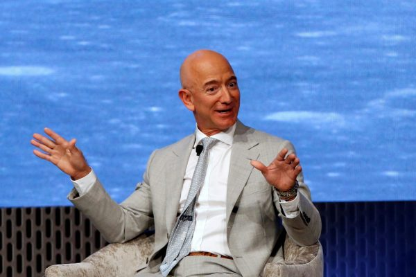 Jeff Bezos makes cash and sells Amazon shares for $2.4 billion