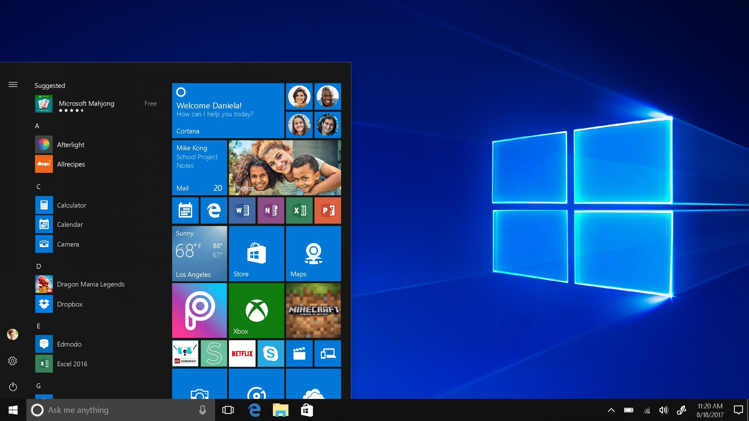 Windows 10 adds 300 million users in one year and reaches 1.3 billion monthly active users
