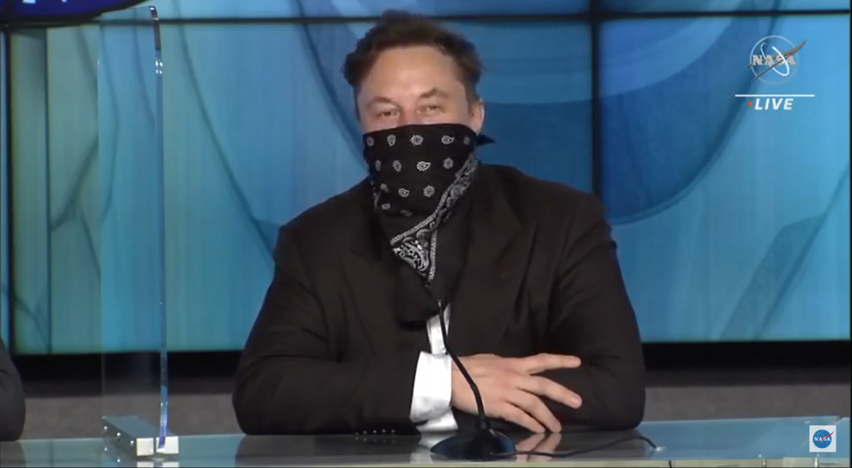 Elon Musk created a bitcoin council and is supporting the cryptocurrency again