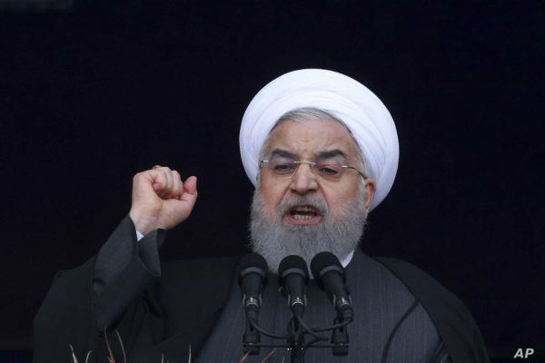 """Iran's President Said He Wants To Legalize Cryptocurrencies """"As Soon As Possible"""""""