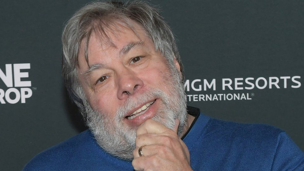 """Steve Wozniak, co-founder of Apple, speaks from Mexico: """"Bitcoin is better than gold"""""""