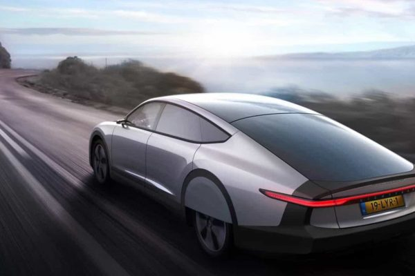 The first solar powered car is closer to reality