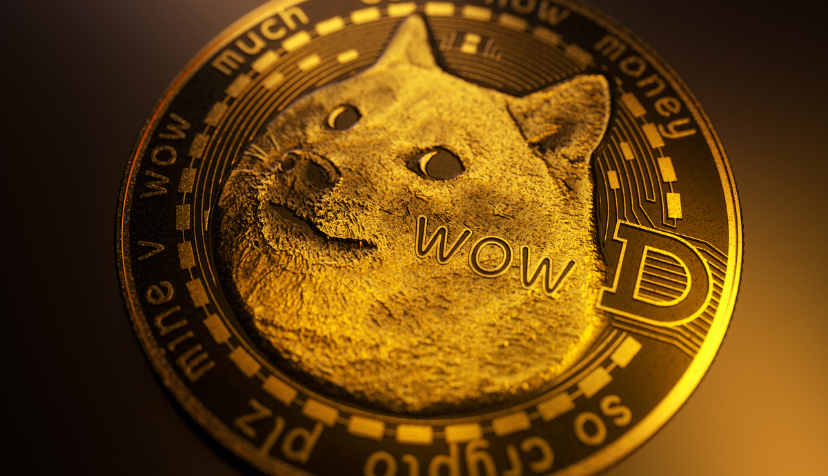 Dogecoin plummets 36% in the month of cryptocurrencies fall