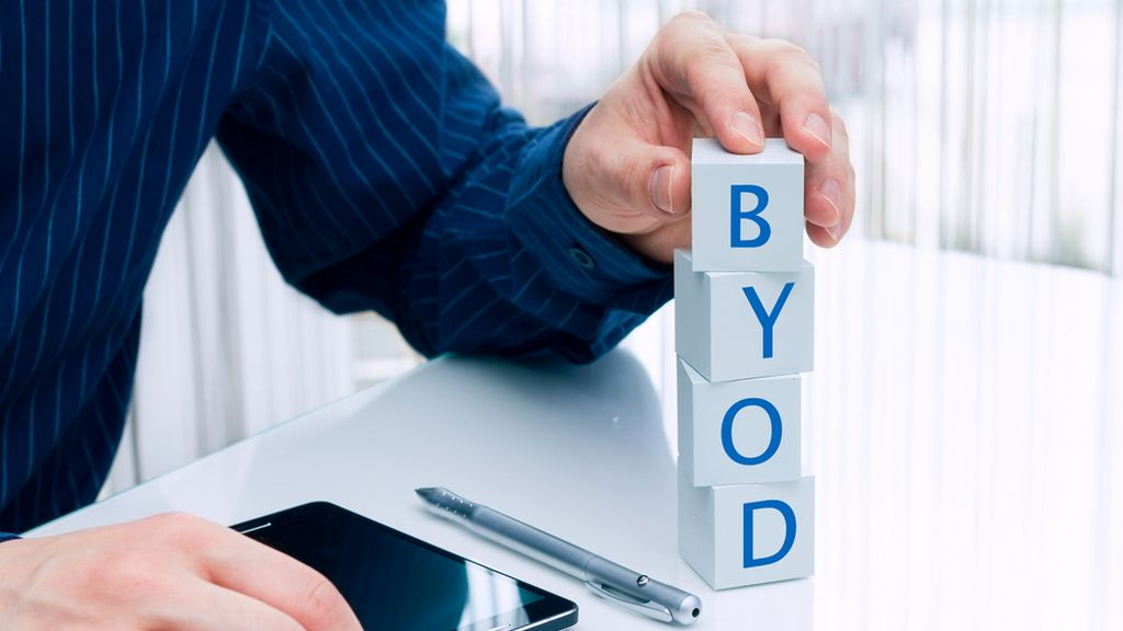 BYOD - Bring Your Own Device strategy