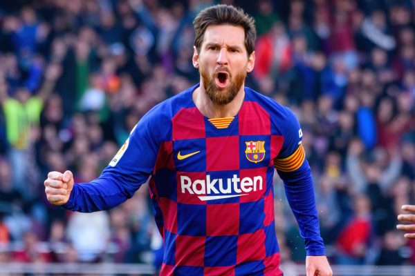 Messi will receive part of his $80 million salary in cryptocurrencies