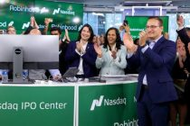 Robinhood stock soars 50% for the second day in a row