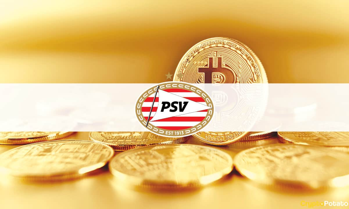 PSV is the first football club in the world to confirm that it has Bitcoin as an asset