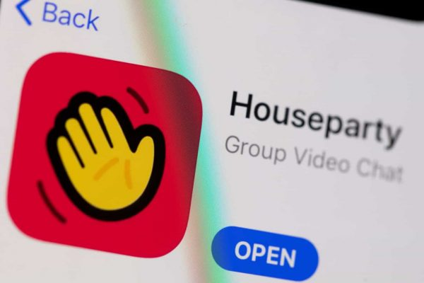One of the pandemic's big apps 'Houseparty' will close in October