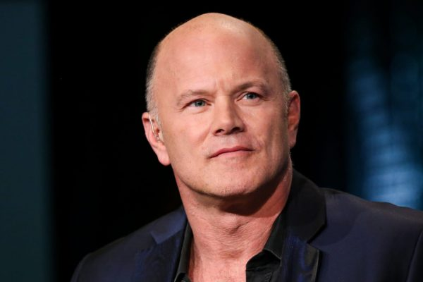 """Downfall is """"a opportunity to buy Bitcoin on the down"""", says carefree billionaire Mike Novogratz"""