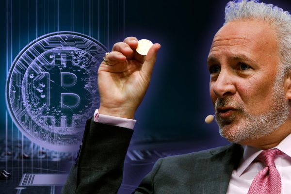 Peter Schiff says Bitcoin is losing market dominance, but acknowledges that it has outperformed gold in the last 10 years