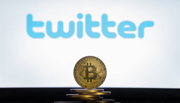 Twitter may be implementing bitcoin on the platform, reveals leaked image