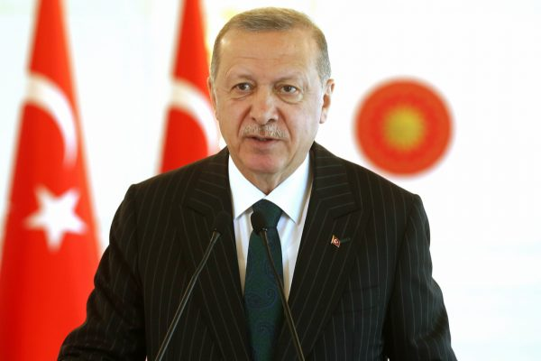 """""""We are in a war against bitcoin,"""" says Turkey's president"""