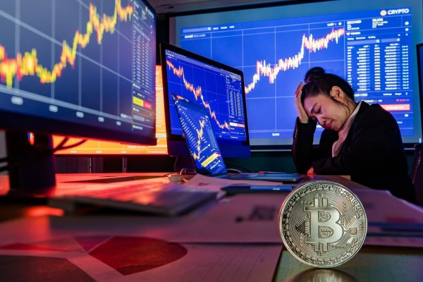 More than $1 billion in futures were liquidated amid Evergrande tensions and cryptocurrencies prices plummet