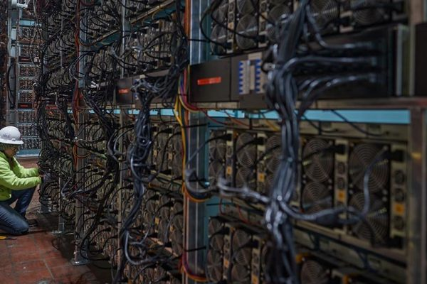 US resident sues Bitcoin mining farm over noise