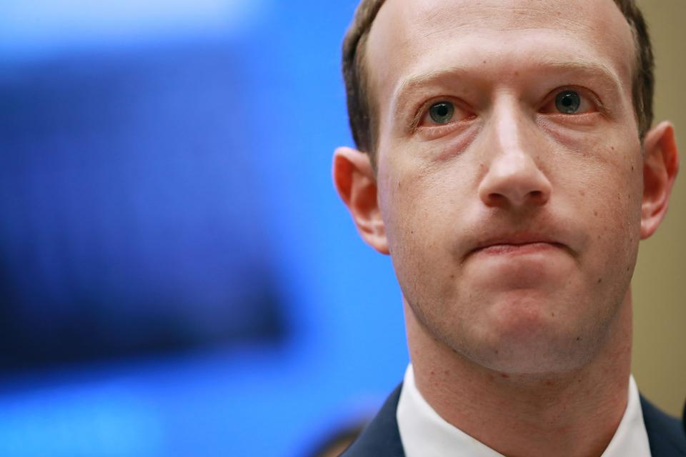 Zuckerberg participated in an event about cryptocurrencies after Facebook, Instagram and WhatsApp crash